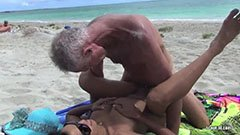 Német ribi a tengerparton