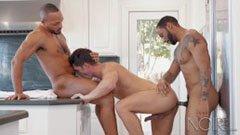 Rörmokaren och de två svarta vännerna