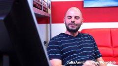 Julia Ann, невероятния частен учител