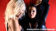 Puma Swede and Amy Anderssen