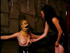 The dominatrix and the patient