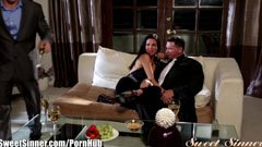 Swinger party with Veronica Avluv
