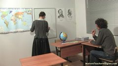 Emilia, the geographic teacher