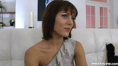 Galina, a fiatal szuka