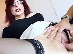 Tanárnő szex videó