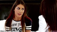 August Ames and Janice Griffith