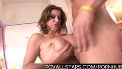 Sara, the busty porn star