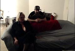 Прислужницата на мазнини и на пениса