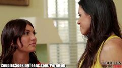 India Summer and Manuel Ferrara seduce the teenager