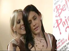 Julia Ann and Raylene
