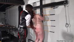 Punishment of the fat whore