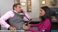 Jessica Jaymes, the horny secretary