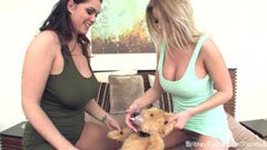 Alison Tyler and Britney