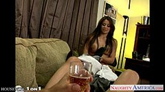 Ryder Skye, the horny housewife