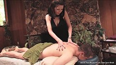 The masseuse and the penis