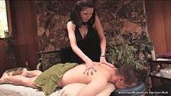 масажистка и пениса