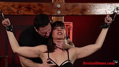 Dana DeArmond loves punishment
