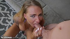 Juelz Ventura sucks the penis of her stepson