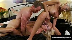 Puma Swede, Kelly Madison och penis