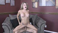 Den hyggelige mamma og sex sulten fyren