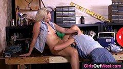 Australske lesbiske i aksjon