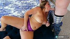 Den fine bestemoren ønsker analsex