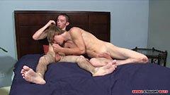De to sensuelle studentene