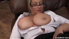 Fantastiska sekreterare, som älskar sex