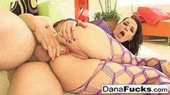 Dana, a seggbebaszott némber